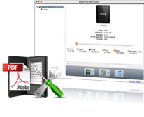 iPad EPUB/PDF転送