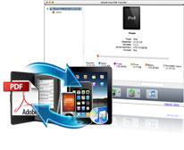 電子ブック、PDFとEPUBをiPadに転送